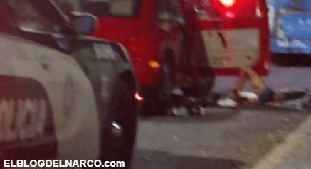 Ejecución estilo Narco, asesinan a 3 mujeres y un hombre al interior de un carro en calles de la GAM