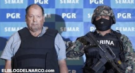 El M-1 ex líder del CDG y hermano de Osiel Cárdenas, fue condenado a 20 años de cárcel