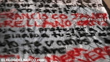 En narcomanta piden a Javier Arellano que deja de proteger a los del Cartel de Sinaloa