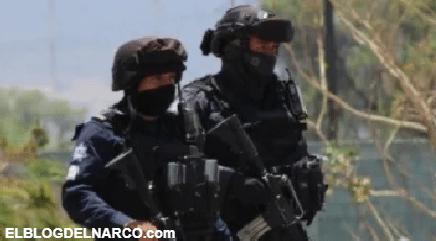 Federales se enfrentan a Sicarios que habían levantado a un herido de hospital en Guanajuato
