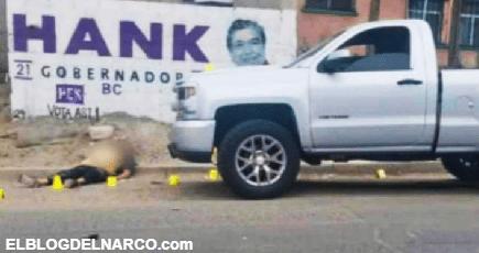 Ejecutan a un líder del CJNG mientras pagaba los daños de un choque con un Uber