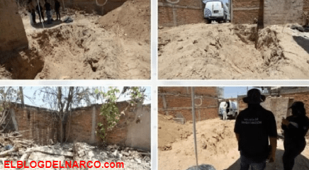 Hallan 70 bolsas con restos humanos en fosa clandestina de Tonalá, Jalisco