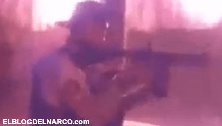 VIDEO Fue a Caro Quintero a quien Sicarios rafaguearon y quemaron sus ranchos