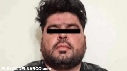 """Detienen a """"El Noveno"""", líder los Cazadores y operador de Los Chapitos en Sonora"""