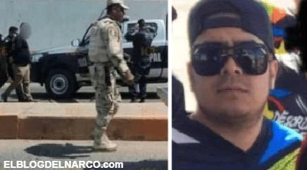"""Golpe a Los Chapitos, confirman caída del """"Chango"""", cabecilla de Los Salazar en Sonora"""