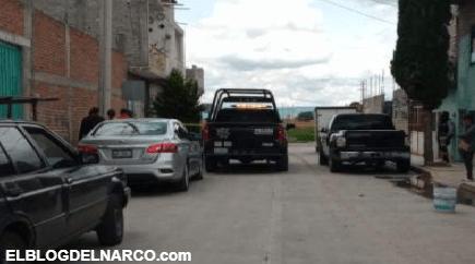 Sicarios llegan a casa de una familia en Guanajuato y matan a la mamá, al papá y hieren a sus hijas