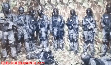 VIDEO El CJNG anuncia su llegada a Naucalpan, van por El 20 un jefe extorsionador de la zona