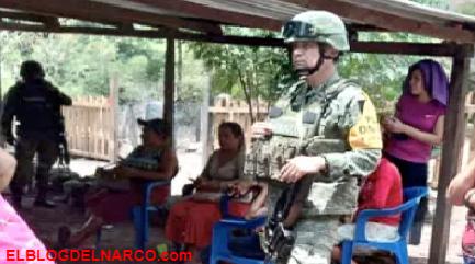 VIDEO Pueblo defiende su bosque del La Familia Michoacana, Sicarios hieren a 2 agentes
