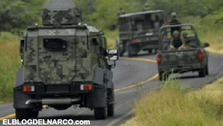 2 mil 400 Militares se despliegan Para Aplacar Narcoguerra entre el CJNG y Carteles Unidos