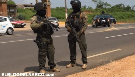 Cayeron ocho integrantes del CJNG que atacaron a policías en Veracruz