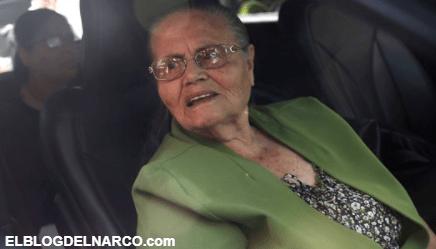 """Doña Consuelo Loera La madre del """"Chapo Guzmán se contagió de COVID-19"""