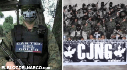 El Cártel del Golfo y CJNG, la infame alianza que amenaza con una guerra en Tamaulipas