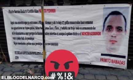 """El Cártel del Noreste desafía al """"Mencho"""" y su Cártel Jalisco Generación en Tamaulipas"""