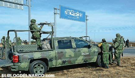 El Poder del narco y La barbarie en Zacatecas, la Guerra del CJNG, CDS y CDG