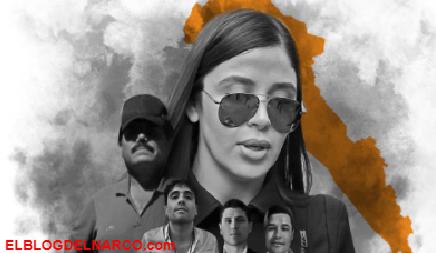 El papel clave que Emma Coronel y otras esposas de narcos jugaron en el Cartel de Sinaloa