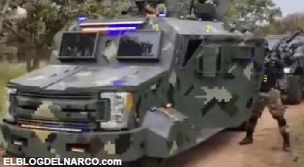 """Están son Las fuerza oculta del CJNG, los 36 brazos armados operan para el """"Mencho"""""""