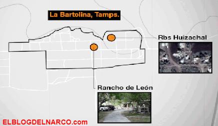 La Bartolina no dejan de oler a pólvora, al interior del campo de exterminio del CDG