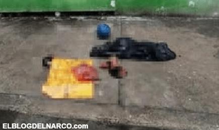 Le tenían coraje!, Dejan desmembrado con Narcomensaje en Morelos