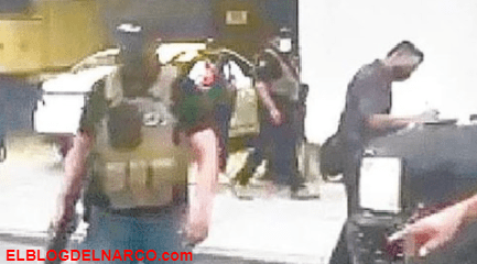 VIDEO Así rescataron al M-27 del C.D.G, el narco detrás de matanza de inmigrantes