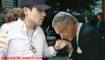 """Vuelven privada la visita de AMLO a Badiraguato, tierra de """"El Chapo"""" el padre de Ovidio"""