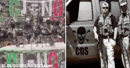 Zona de Guerra del CJNG contra el C.D.S representa 34% de los asesinatos en México