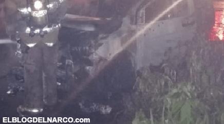 Balacera entre Sicarios en Mazatlán, Sinaloa deja 4 personas calcinadas