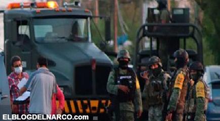 Mujer testigo del Cártel acusa a Soldados en NL de asesinar a 2 Sicarios del CDN que los habían emboscado