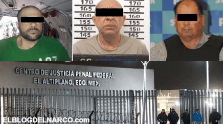 Grandes narcos promueven amparo por que están siendo maltratados Torturados en El Altiplano