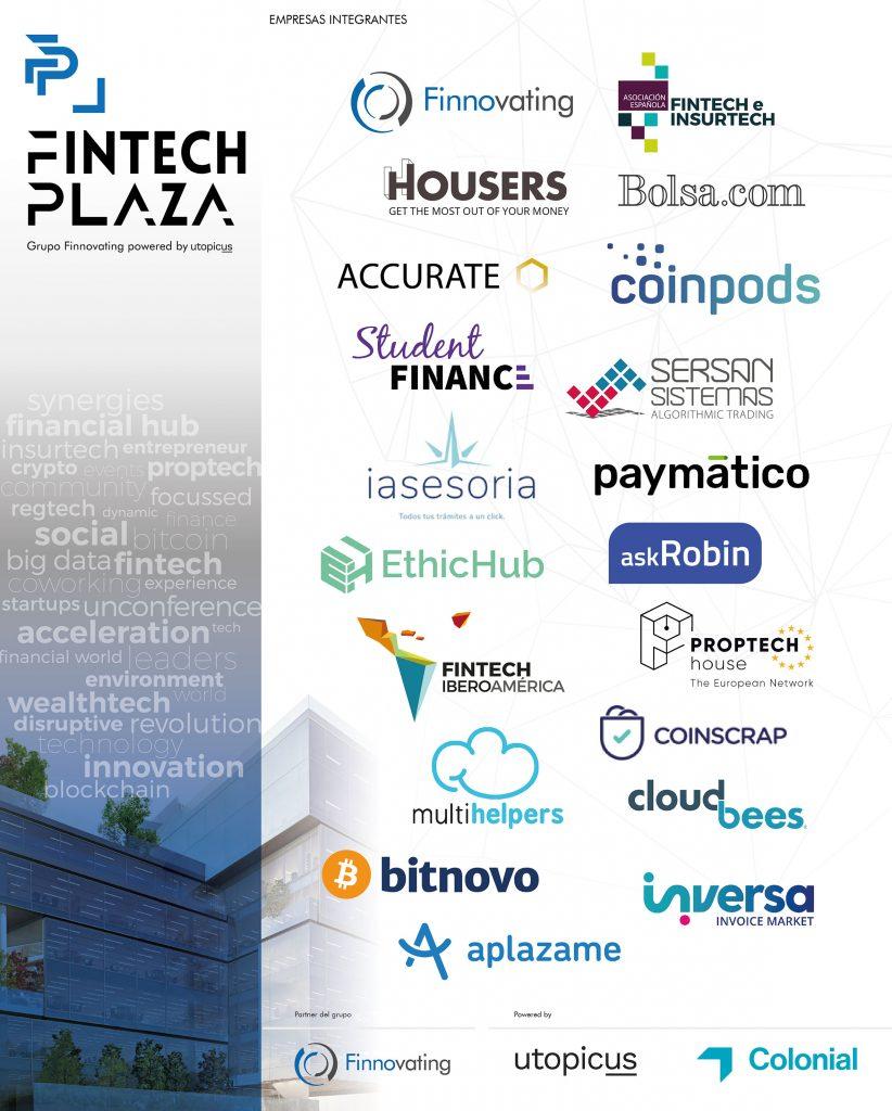 Inversa, una de las empresas de Fintech Plaza