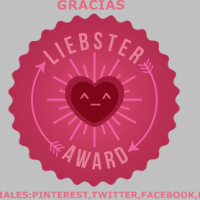 LIEBSTER AWARD!!! NOMINADA Y TRIFELIZ ^_^