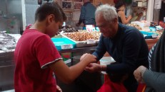 Huelva Puestos Mercado del Carmen