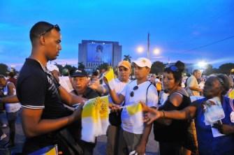 Visita Papa Francisco a Cuba - Delegacion Isla de la Juventud - Misa145_redimensionar