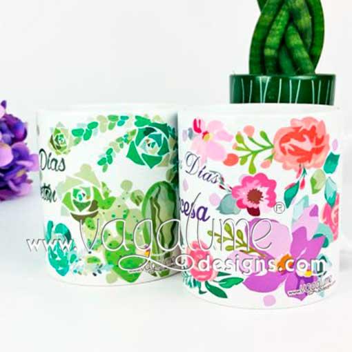 pack_buenos_dias_guapeton_buenos_dias_princesa_tazas_flores_cactus_vagalume_designs_1web