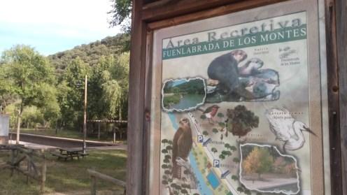 Mapa río Guadalemar Zona Lic, Red Natura 2000 (3)