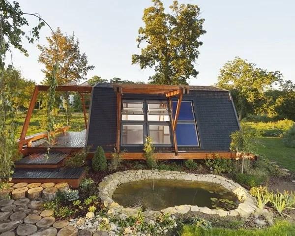 Casas Ecologicas Todo lo que debes saber  ElBlogVerdecom