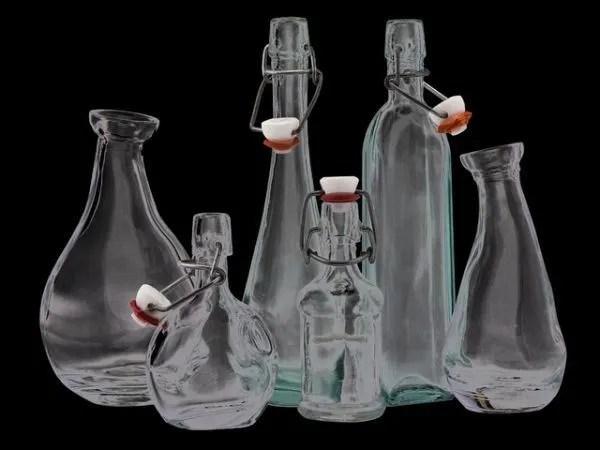 Reciclaje Ideas Para Decorar Botellas De Cristal O De