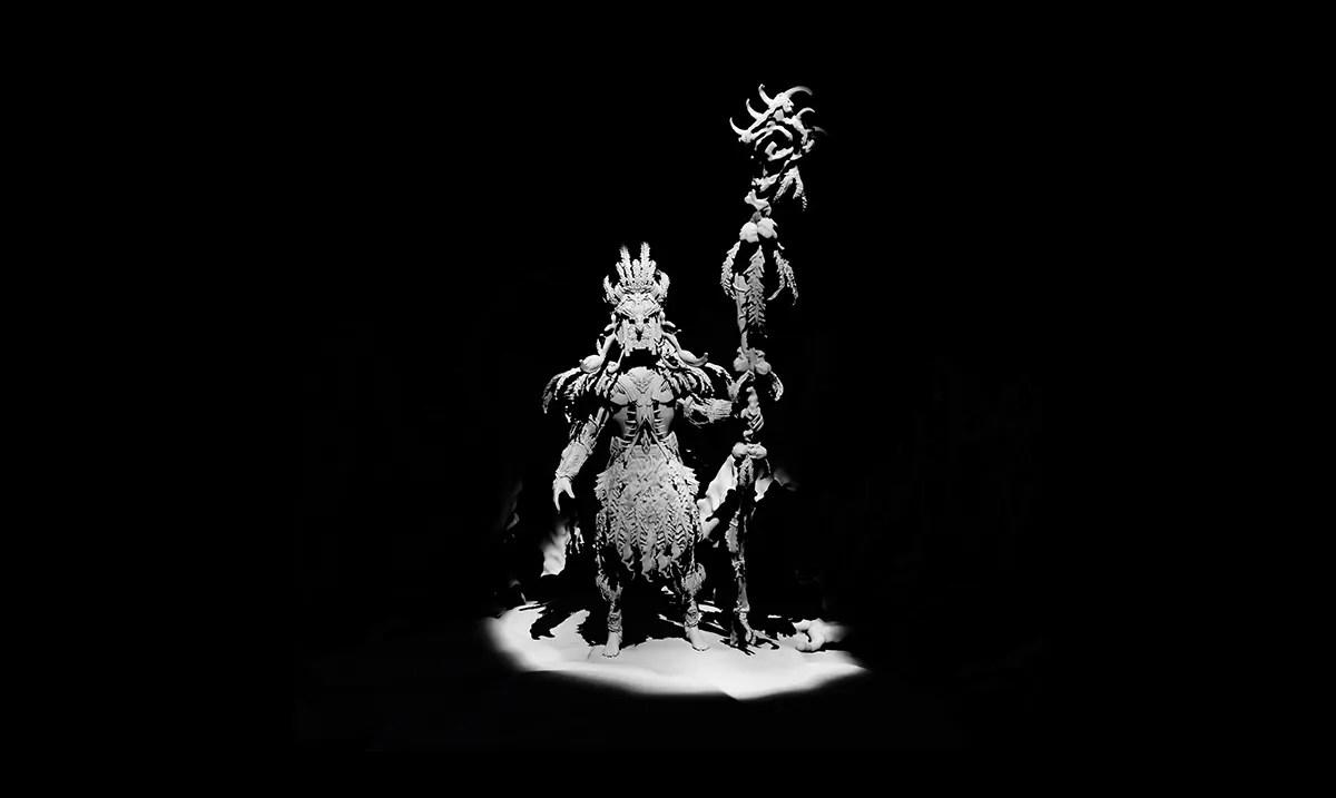 The Witchdoctor | Titel | el blumo | sebastian Blum