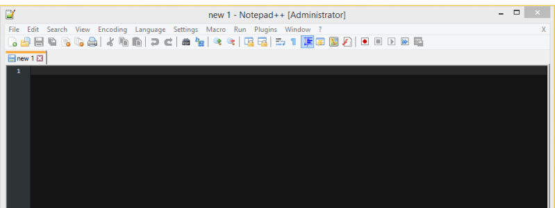 Notepad++ Feature