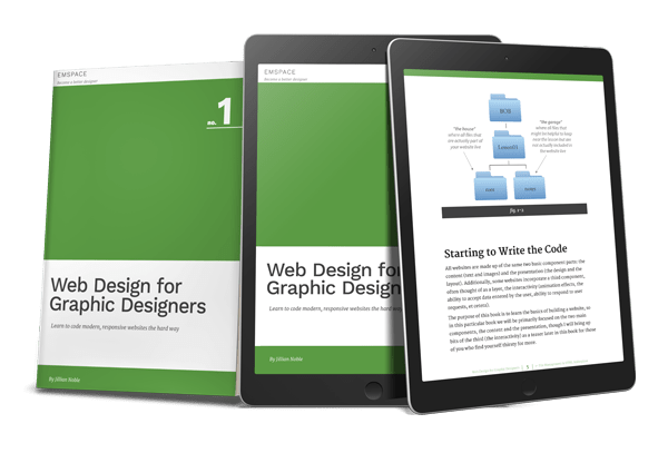Web Design For Graphic Designers Book Cover