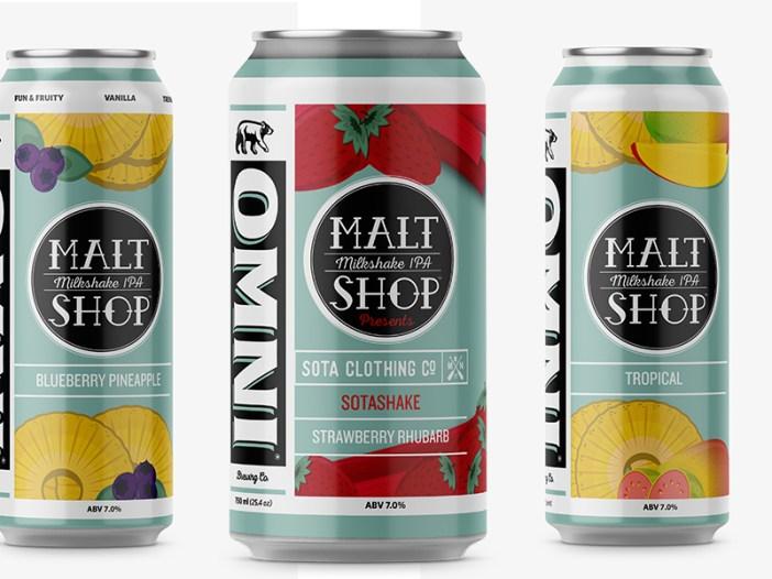 Malt Shop Series Product Shot