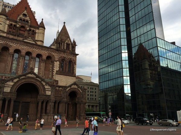 20 things to do in Boston and its surroundings