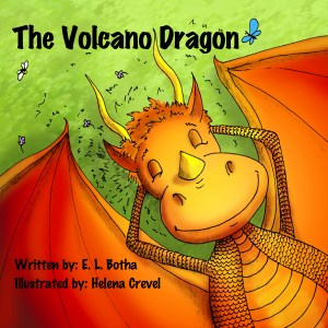 Book Cover: The Volcano Dragon