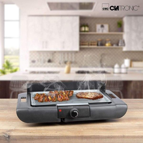 Clatronic Barbecue Sur Pied - Bqs 3508