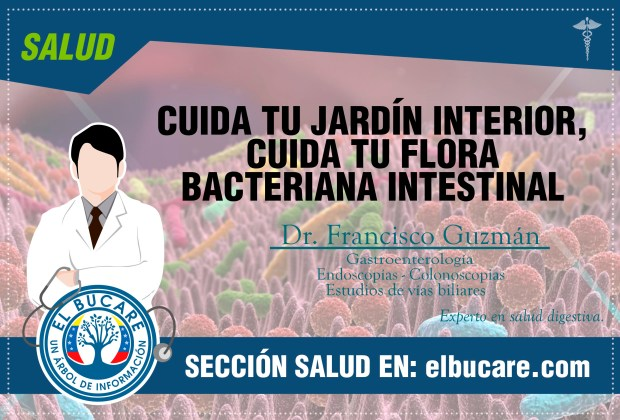 cuida tu flora bacteriana intestinal