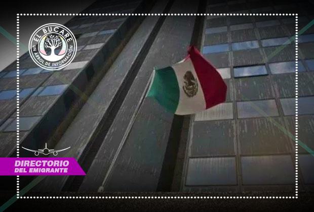 embajada mexicana
