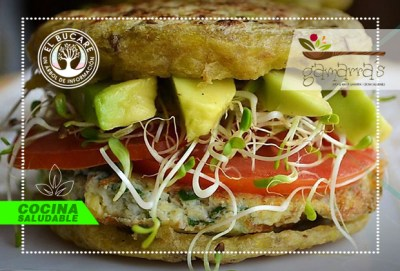 arepas alternativas