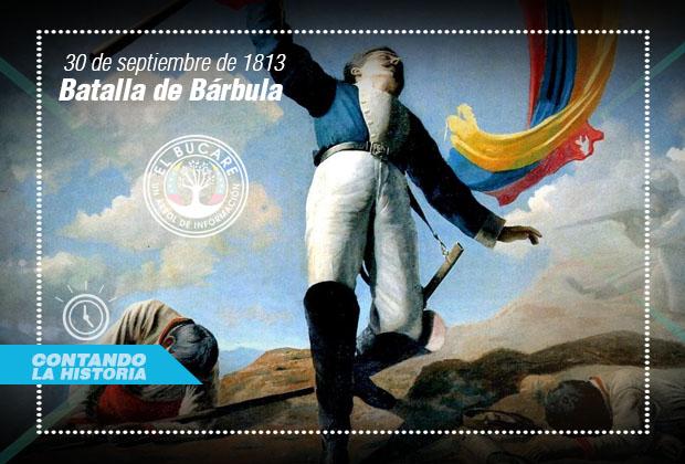 Batalla de Bárbula