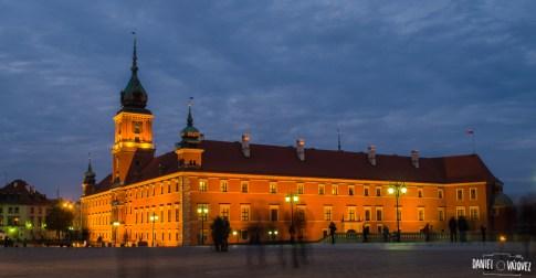 Varsovia, Polonia 2015