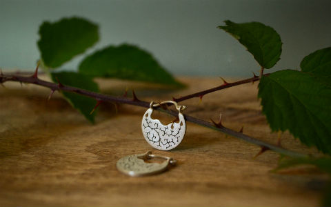 Bramble earrings