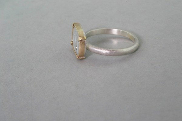 Birch ring side